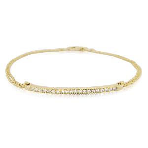 An exclusive diamond bracelet-20 Diamonds